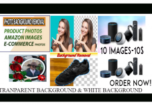 """I will edit, retouch & remove the backgrounds of """"Amazon Product Images"""""""