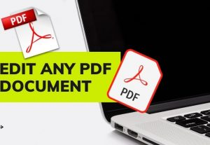 I Will Edit Any PDF File For You
