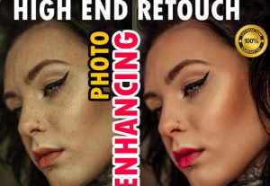 I will photo editing & retouching with fast delivery