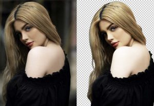 I will do bulk photo background removal in your style