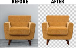 I will professional photo editing and background removal