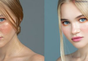 High end photo editing and retouching