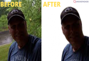 i will Professional remove 100 photo background in 24 hours