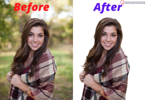cut out images background remove professionally
