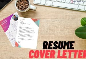 I will professionally design your cover letter and resume