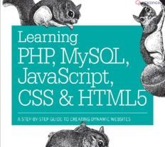 Learning PHP, MySQL, JavaScript, CSS & HTML5: A Step-by-Step to creat website