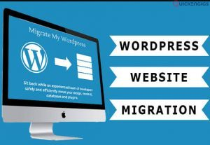 I will migrate, back up, or clone any wordpress site
