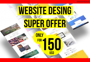 Have a Amazing Responsive and Modern Website to Catch More Clients + Free Gift