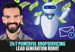 I will build you an automated linkedin lead generation funnel