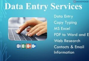 Data Entry, Data Typist, Transcriptionist