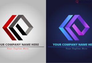 I will design eye catchy and minimalistic logo for you