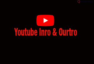 I will make YouTube high quality intro or outro
