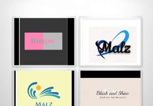 I will design logos for you or your organization