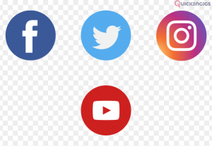 I will boost Facebook Instagram or TicTok Youtube likes or Followers