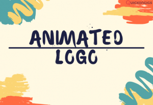 I will do Animated LOGO for your Personal use , Business and many more