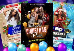 I will create motion or animation flyer for Dj, disco, party, sports