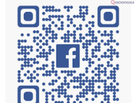 I am here to make QR codes for you to