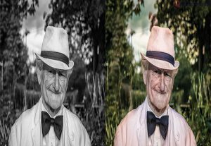 I will colorize your Black/White Photos