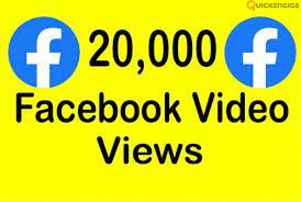 I Will Monetizable your Facebook Video Views