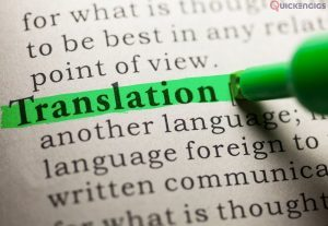 Professional translation of articles and texts (Arabic-French-English)
