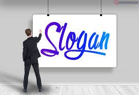 I will create a slogan strap line or caption for your business.