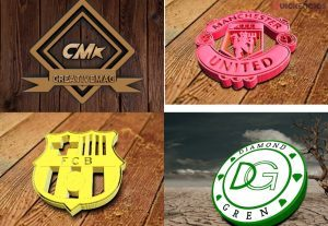 I will turn your logo into professional 3d logo with eyes catching.