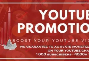 206770We activate monetization on your youtube channel