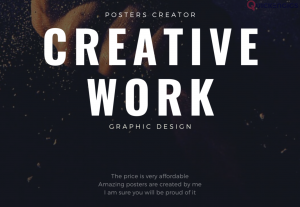 238832I WILL CREATE PRO POSTERS IN 24 HOURS