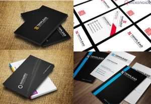 246213I will design a modern premium business card for you