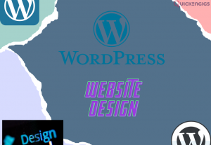 252481I will redesign wordpress website and customize