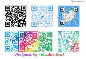 258139I will create a custom QR code design for your business with logo