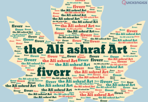 258396I will do word cloud art and typography design with your text and shape